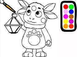 Coloring Spiele für Mädchen - kostenlos zu spielen auf Spiel - Spiel