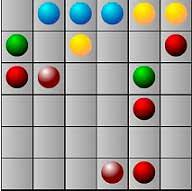 Spiel Bälle Linien