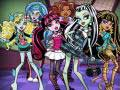 Monster High School Spiele