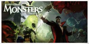 Universal-Monsters Online